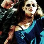 Denver Zombie Crawl Makeup 2011