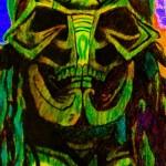 Rob Zombie Masked
