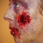 Zombie Crawl Makeup